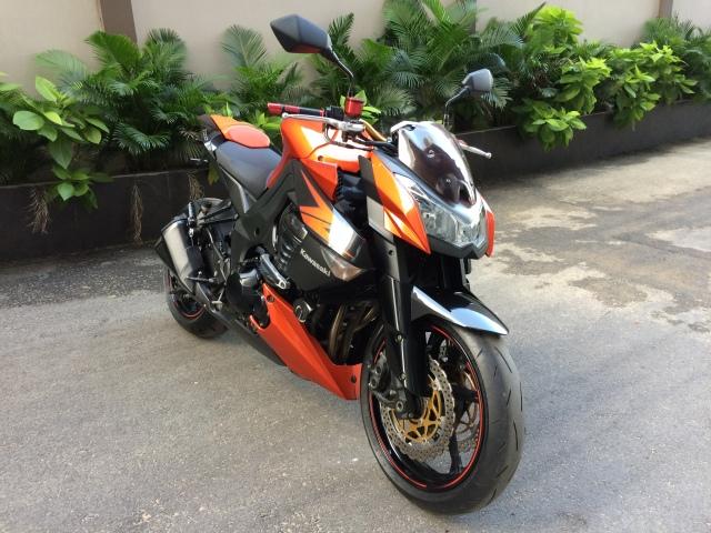 Ban Kawasaki z1000 2012 - 3