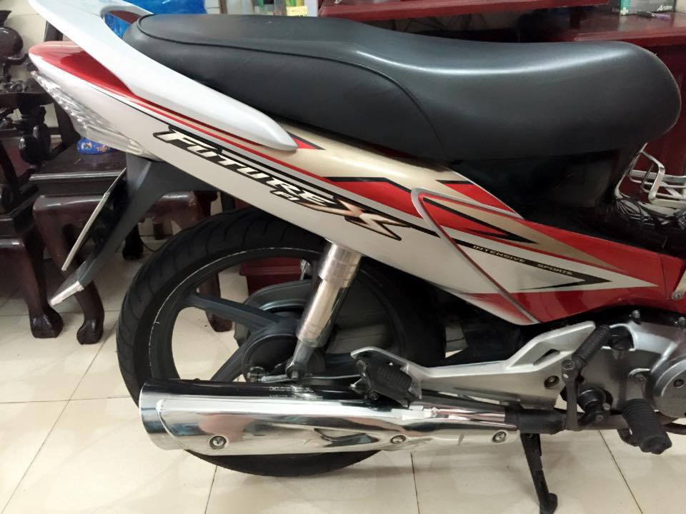 Honda future X 125fi do den banh mam chinh chu