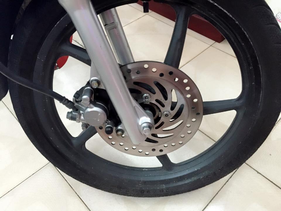 Honda future X 125fi do den banh mam chinh chu - 3