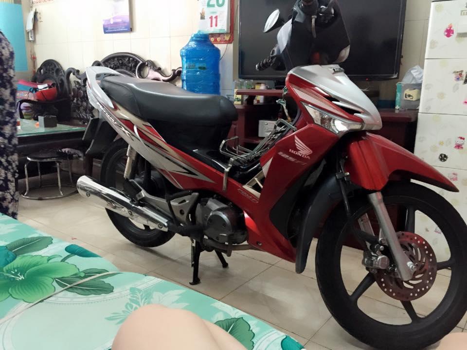 Honda future X 125fi do den banh mam chinh chu - 4