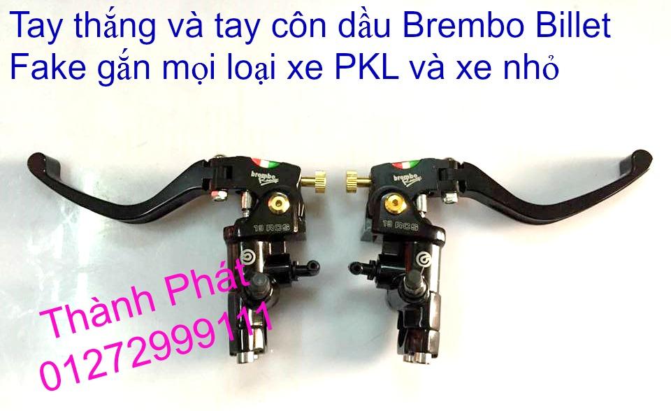 Do choi Exciter 150 tu A Z Po do Chan bun sau kieng kieu Bao tay Tay thang Xinhan kieu S - 26