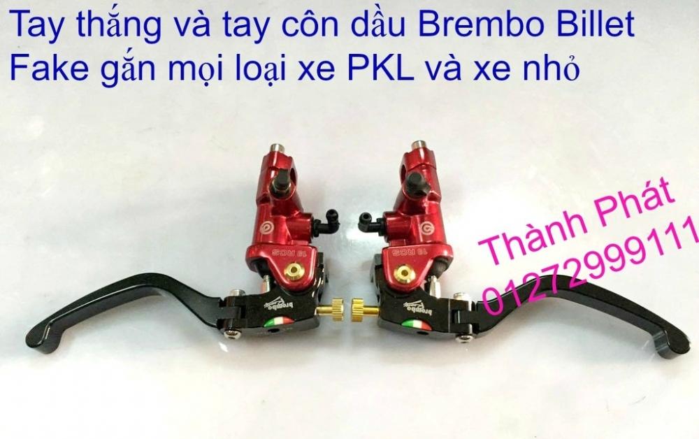Do choi Exciter 150 tu A Z Po do Chan bun sau kieng kieu Bao tay Tay thang Xinhan kieu S - 28