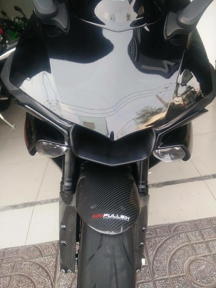 Can ban R1 Chau phi ABS 72015 odo 3568km xe leng keng - 4