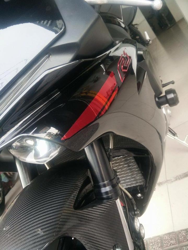 Can ban R1 Chau phi ABS 72015 odo 3568km xe leng keng - 7