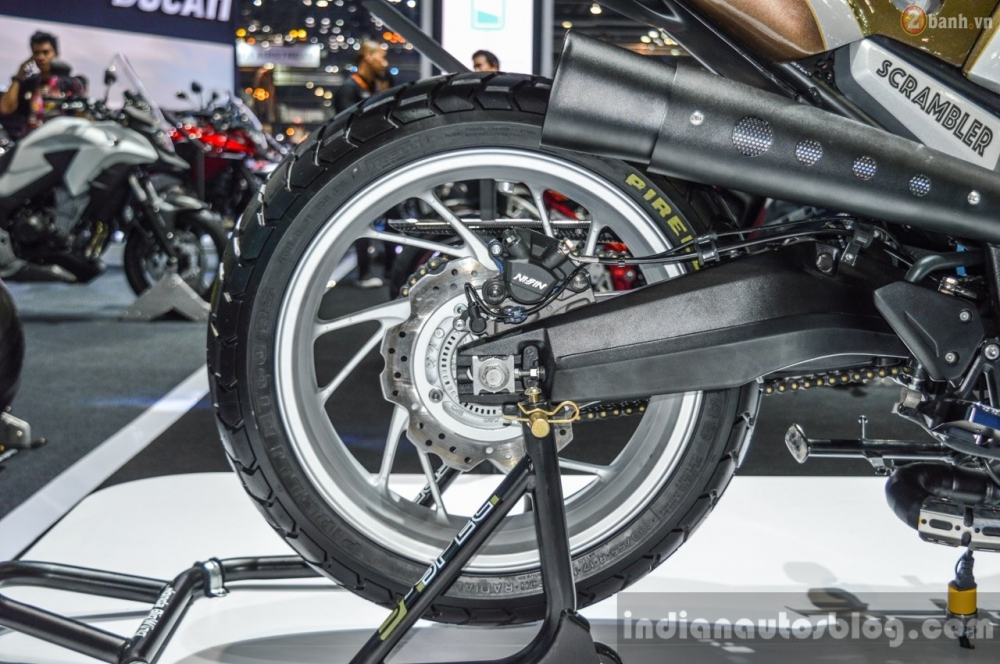 Chi tiet Honda CB650 Scrambler Concept tai Bangkok Motor Show 2016 - 15