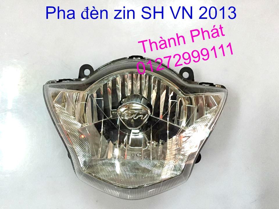 Chuyen Phu tung va do choi SH VN 2013 Gia tot Up 12 7 2015 - 8