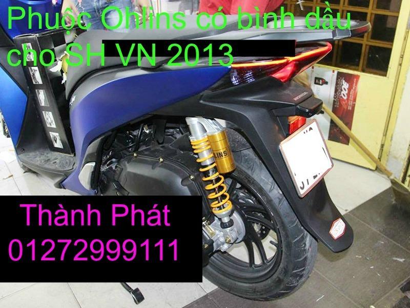 Chuyen Phu tung va do choi SH VN 2013 Gia tot Up 12 7 2015 - 5