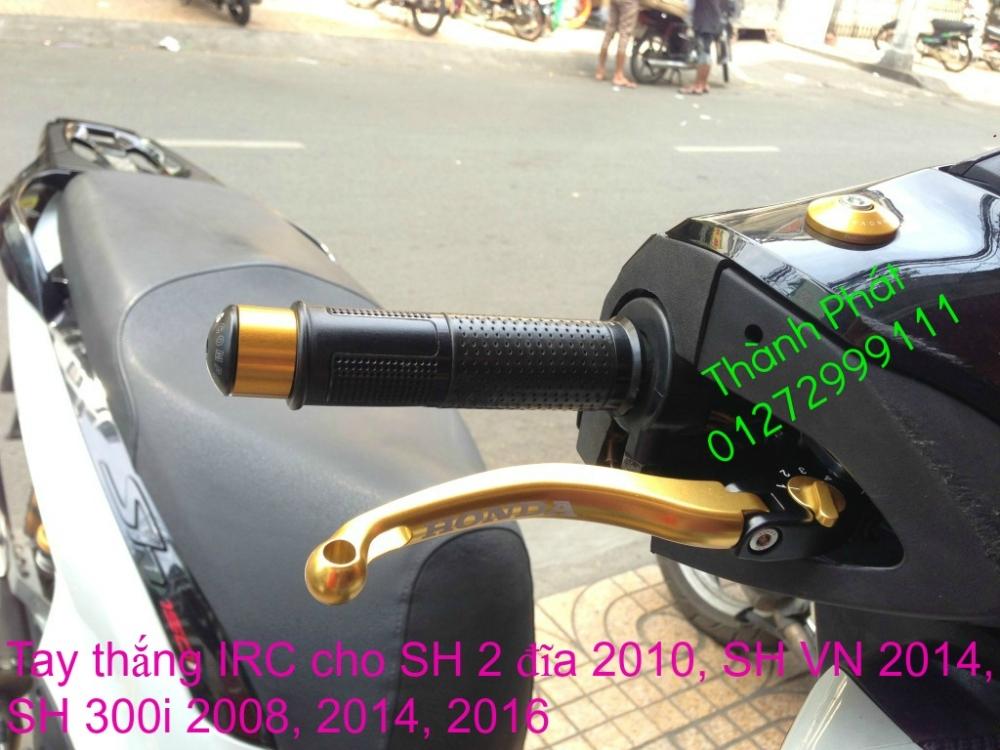 Bao Tay Gu Tay Thang Kieu Cum tang toc cho xe PKL va xe nho Barracuda DPM RIZOMA JapanSpeed - 21