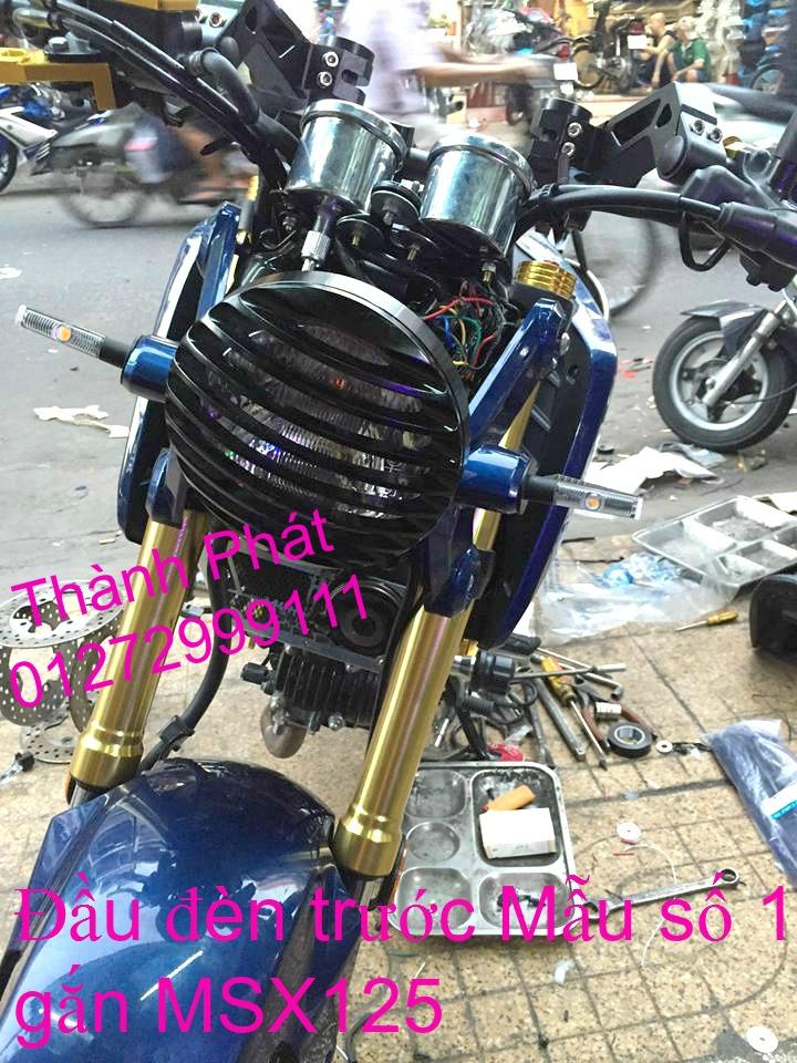 Chuyen phu tung zin va Sen Nhong Dia Honda CB250 CB125 RebeL LA 250 CD125 Yamaha Virago - 28