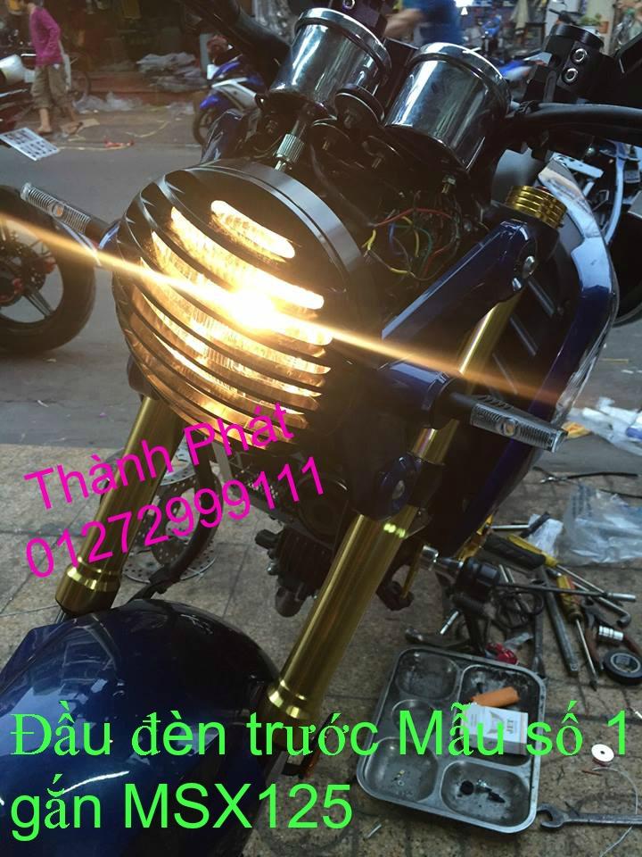 Chuyen phu tung zin va Sen Nhong Dia Honda CB250 CB125 RebeL LA 250 CD125 Yamaha Virago - 29
