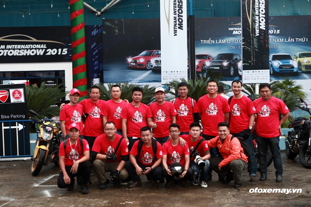 DOC Mien Bac chinh thuc nhap hoi Ducatisti the gioi - 10