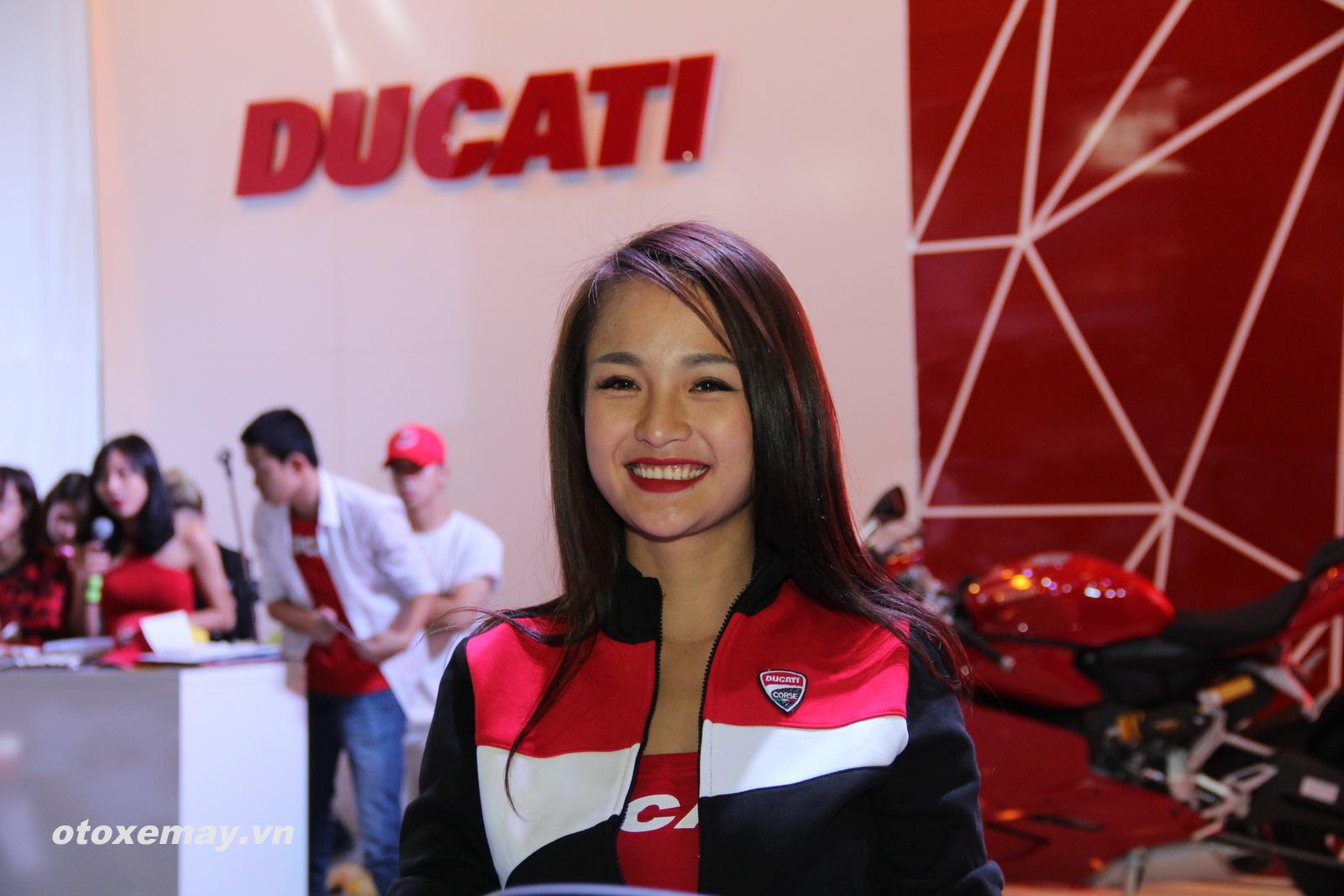 DOC Mien Bac chinh thuc nhap hoi Ducatisti the gioi - 14