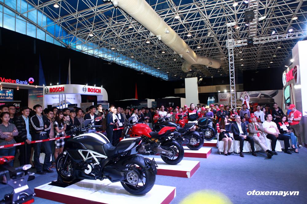 DOC Mien Bac chinh thuc nhap hoi Ducatisti the gioi - 16