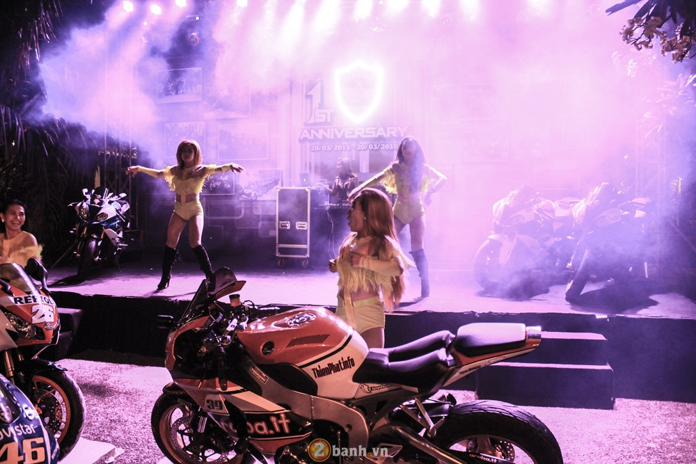 Dai tiec PKL mung Typhoon Motor Club tron 1 nam tuoi - 19