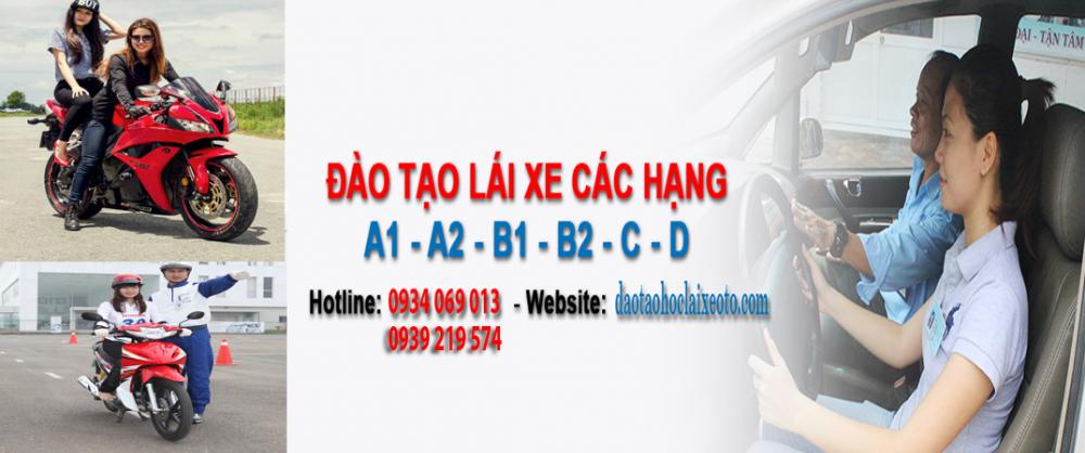 Dia Diem Thi Bang Lai Xe Mo To A2 o TPHCM