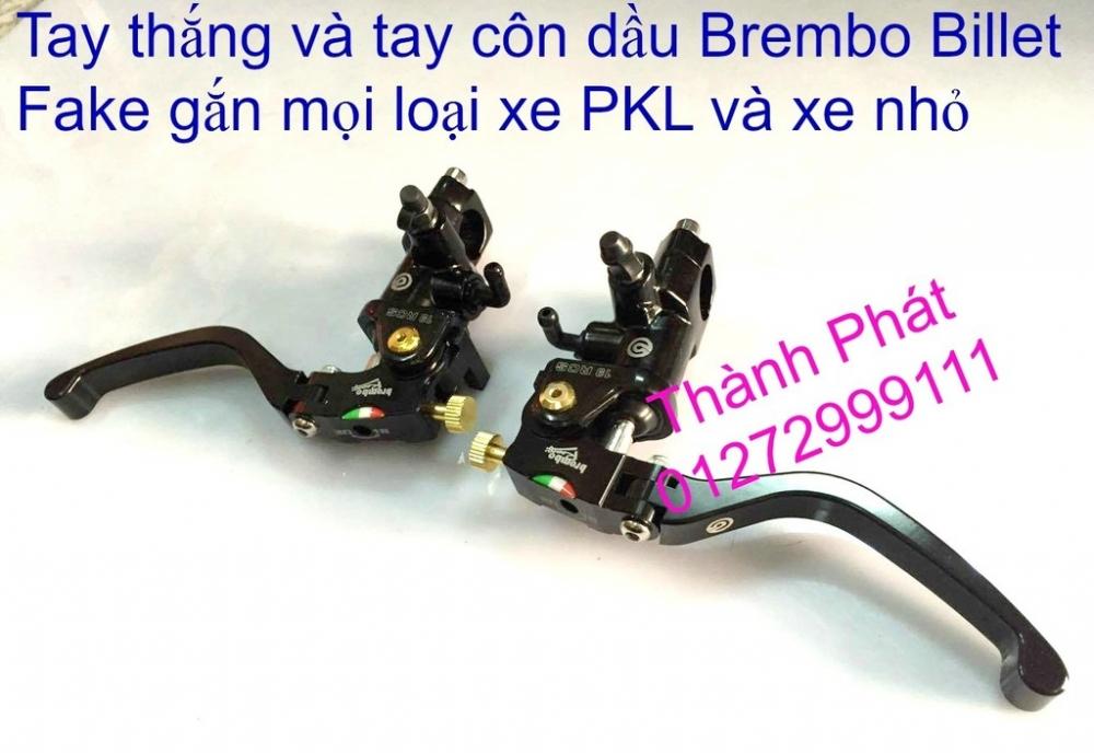 Do choi Exciter 150 tu A Z Po do Chan bun sau kieng kieu Bao tay Tay thang Xinhan kieu S - 27