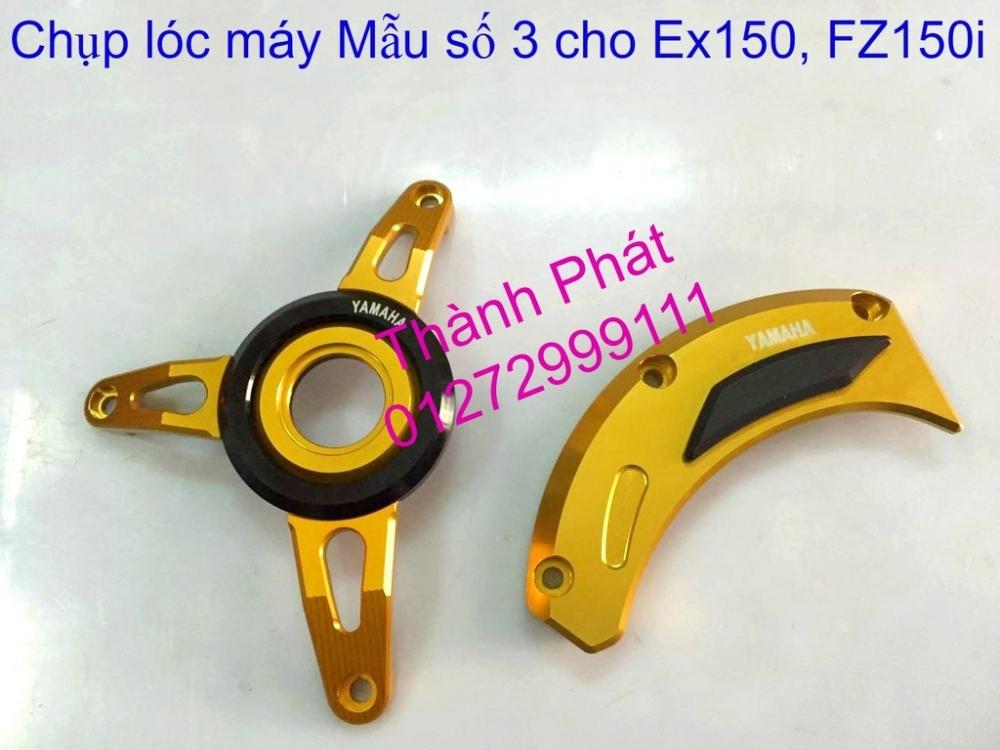 Do choi Exciter 150 tu A Z Po do Chan bun sau kieng kieu Bao tay Tay thang Xinhan kieu S - 2
