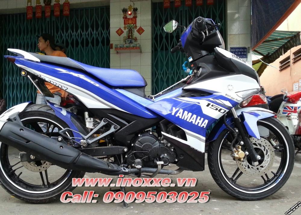 Do xe Exciter 150 cho biker Vinh Long