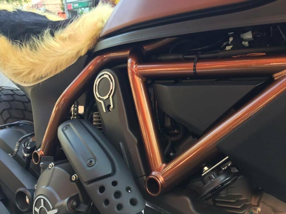 Ducati Scrambler do theo phong cach phien ban dac biet Italy - 3