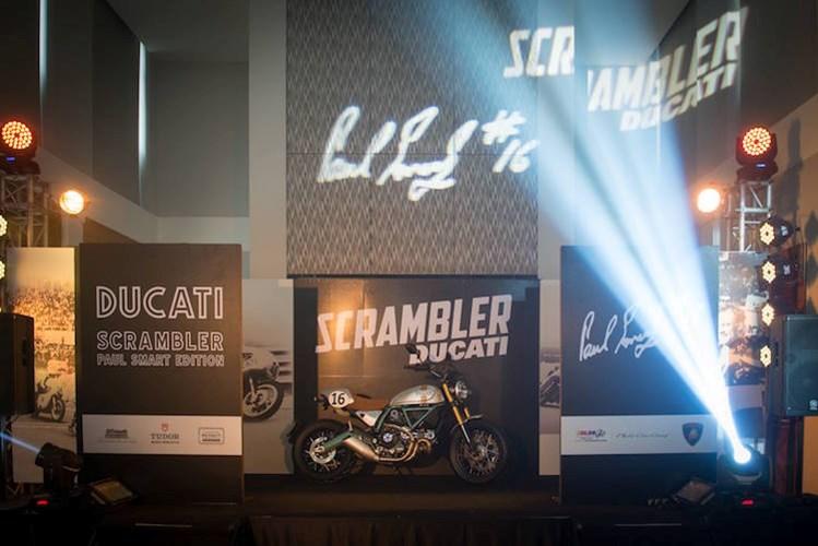 Ducati Scrambler Paul Smart Khi niem dam me dat den dinh cao - 4