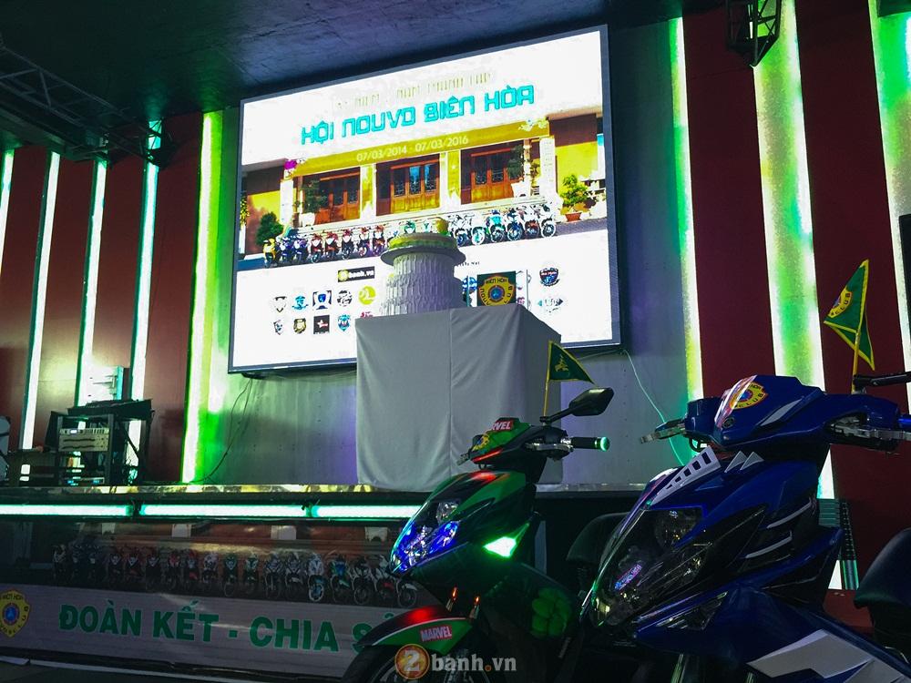 Hang chuc Club xe tu ve mung sinh nhat lan II Hoi Nouvo Bien Hoa - 4