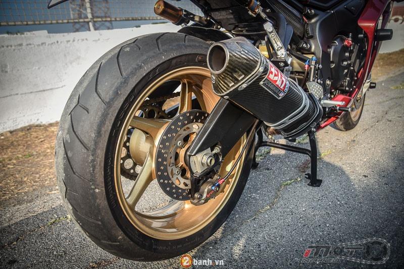 Hang hiem Yamaha FZ1 Fazer trong ban do sieu khung cua Sonny - 20