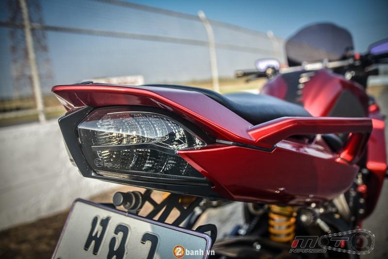 Hang hiem Yamaha FZ1 Fazer trong ban do sieu khung cua Sonny - 22