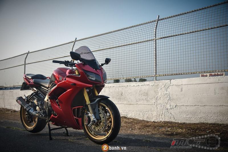 Hang hiem Yamaha FZ1 Fazer trong ban do sieu khung cua Sonny - 28