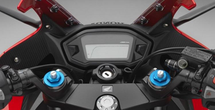 Honda CBR500R 2016 chinh thuc ra mat voi thiet ke an tuong - 8