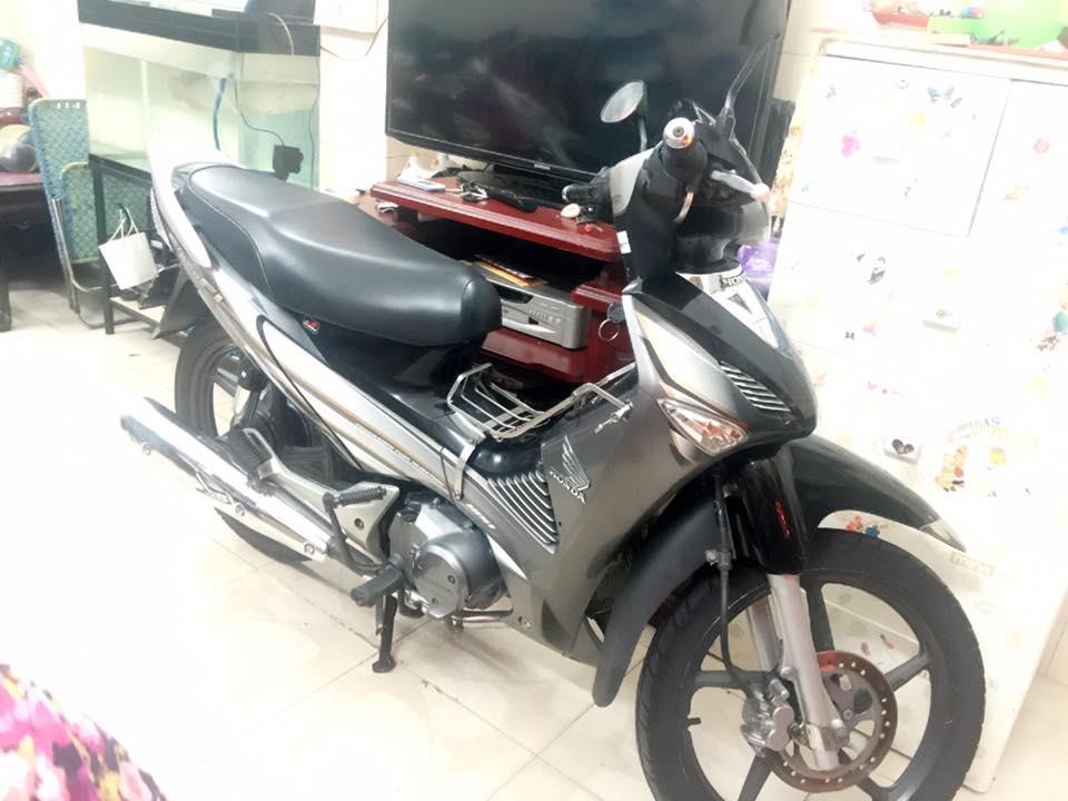 Honda Future Neo 125fi banh mam chinh chu - 4