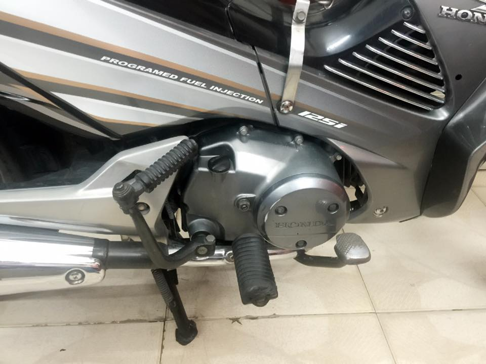 Honda Future Neo 125fi banh mam chinh chu - 5