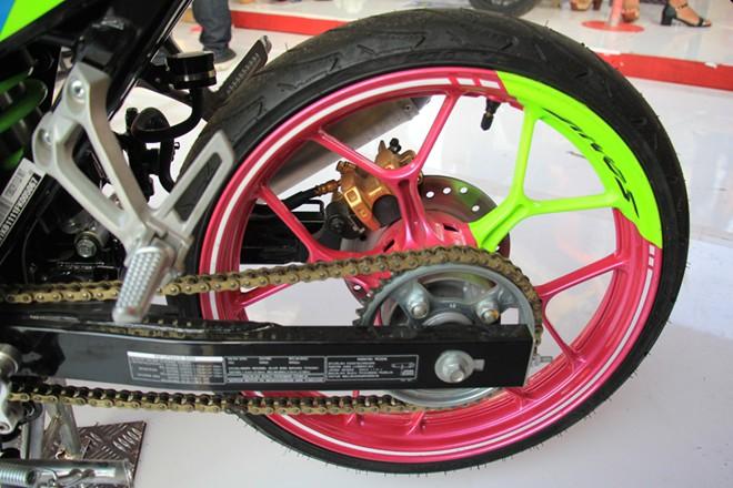 Honda Sonic 150R Do noi bat cua biker nuoc ban - 3
