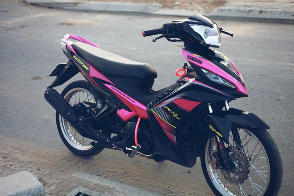 HonDa Vs Yamaha Phien ban hong