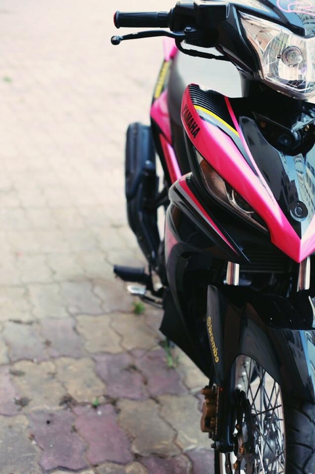 HonDa Vs Yamaha Phien ban hong - 3