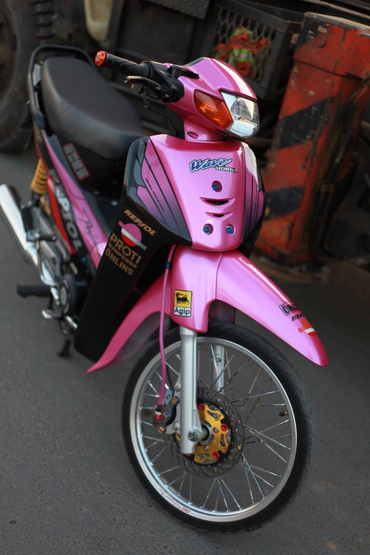 HonDa Vs Yamaha Phien ban hong - 9