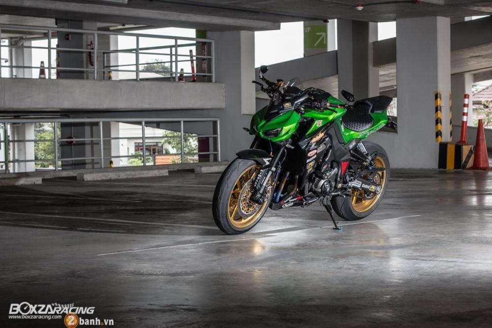 Kawasaki Z1000 2015 tuyet dep voi ban do dinh nhat hien nay - 3