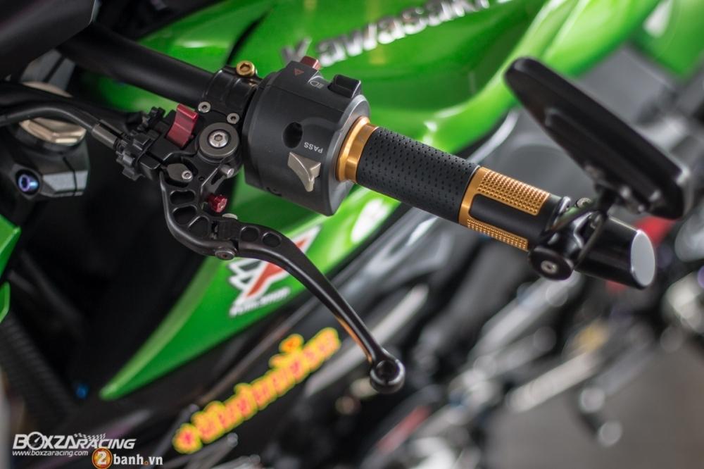 Kawasaki Z1000 2015 tuyet dep voi ban do dinh nhat hien nay - 7