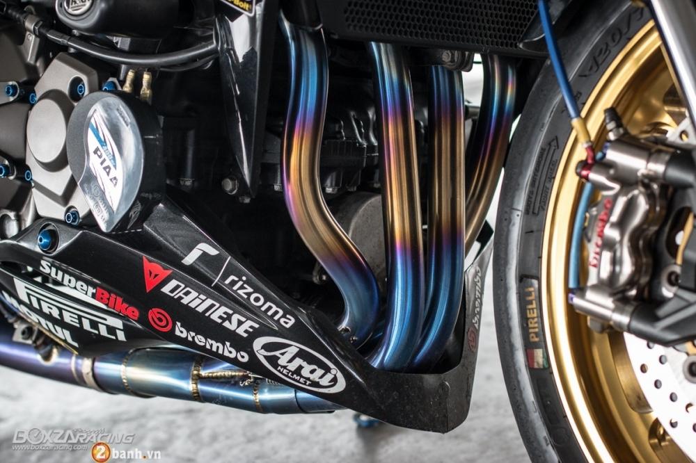 Kawasaki Z1000 2015 tuyet dep voi ban do dinh nhat hien nay - 17