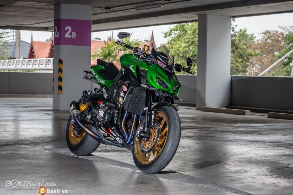 Kawasaki Z1000 2015 tuyet dep voi ban do dinh nhat hien nay - 24