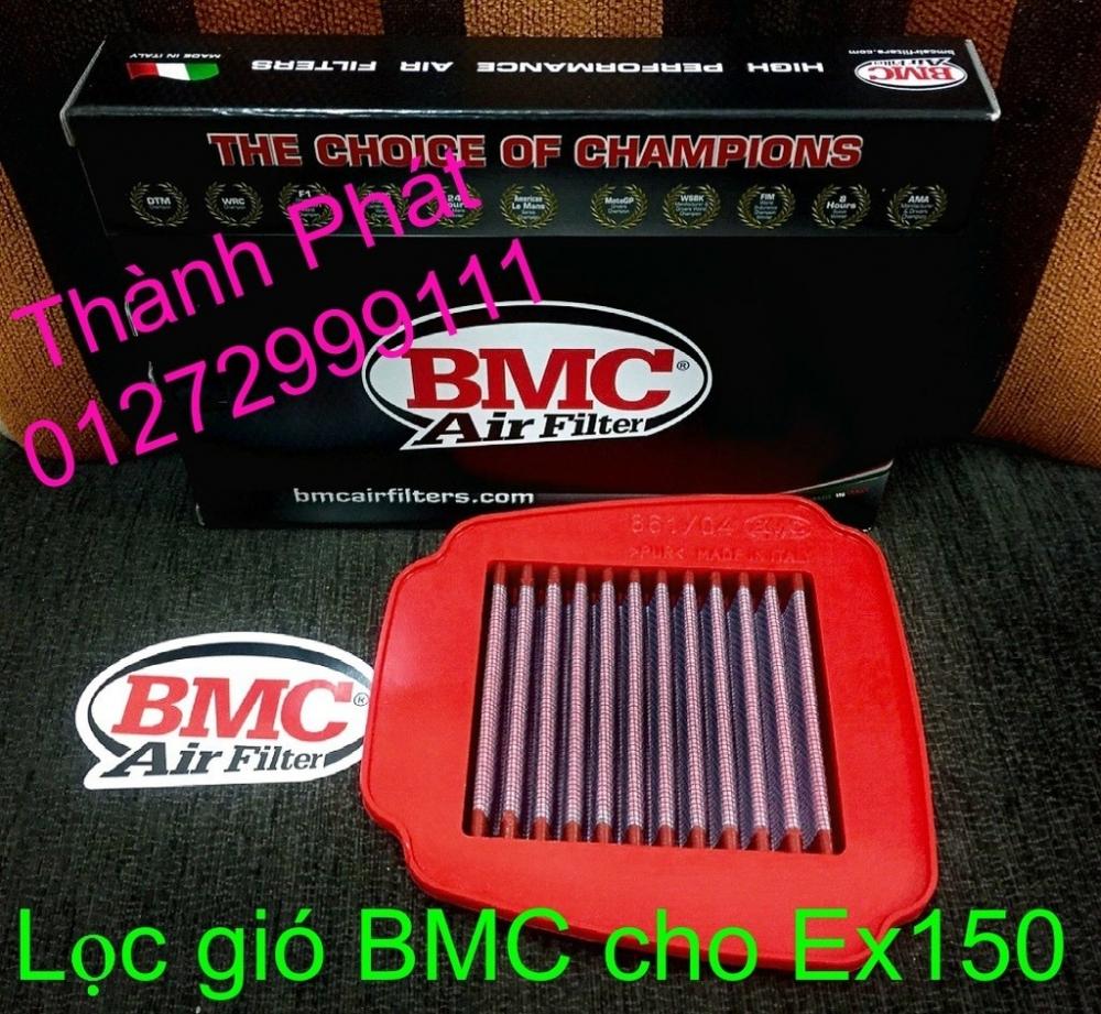 Loc gio do Loc dau DNA KN BMC cho xe Shi150 SH300 Shi VN Dylan PS PCX MSX125 KTM AB CL - 9