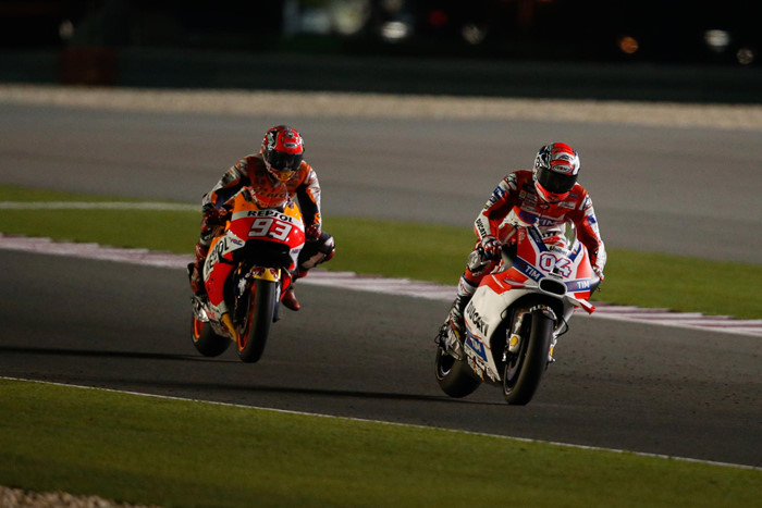 Lorenzo gianh pole dau tien MotoGP 2016 nhanh hon Ducati gan 2 giay - 10