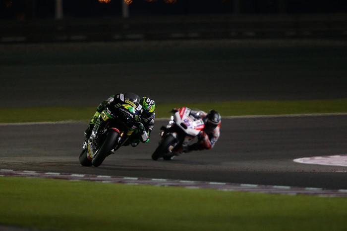 Lorenzo gianh pole dau tien MotoGP 2016 nhanh hon Ducati gan 2 giay - 4
