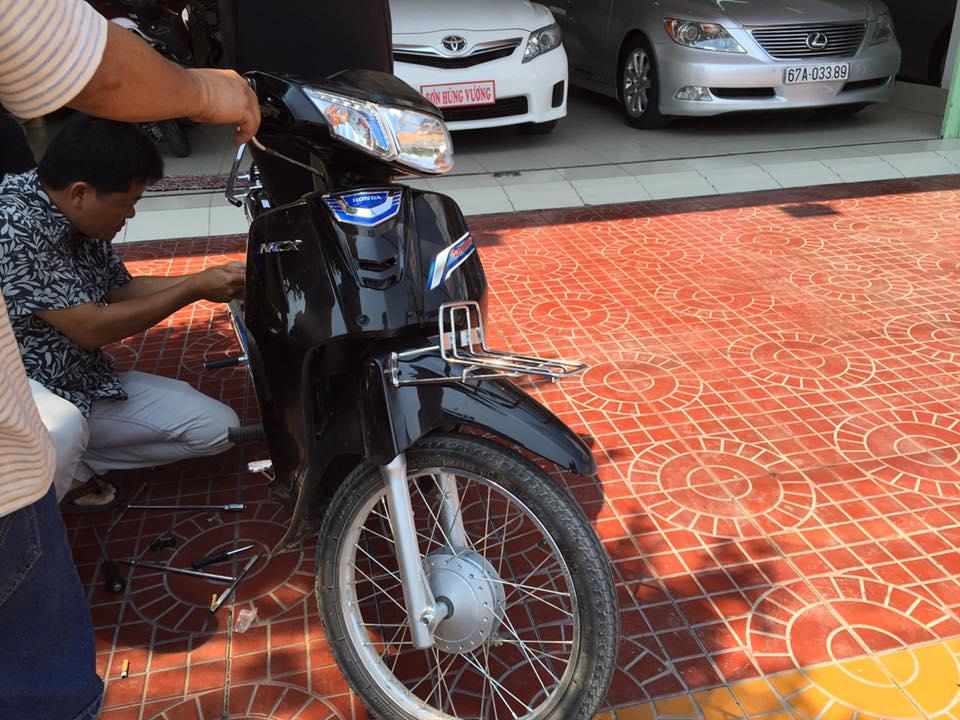 Phien ban Dream lun 125 dap thung dep leng keng
