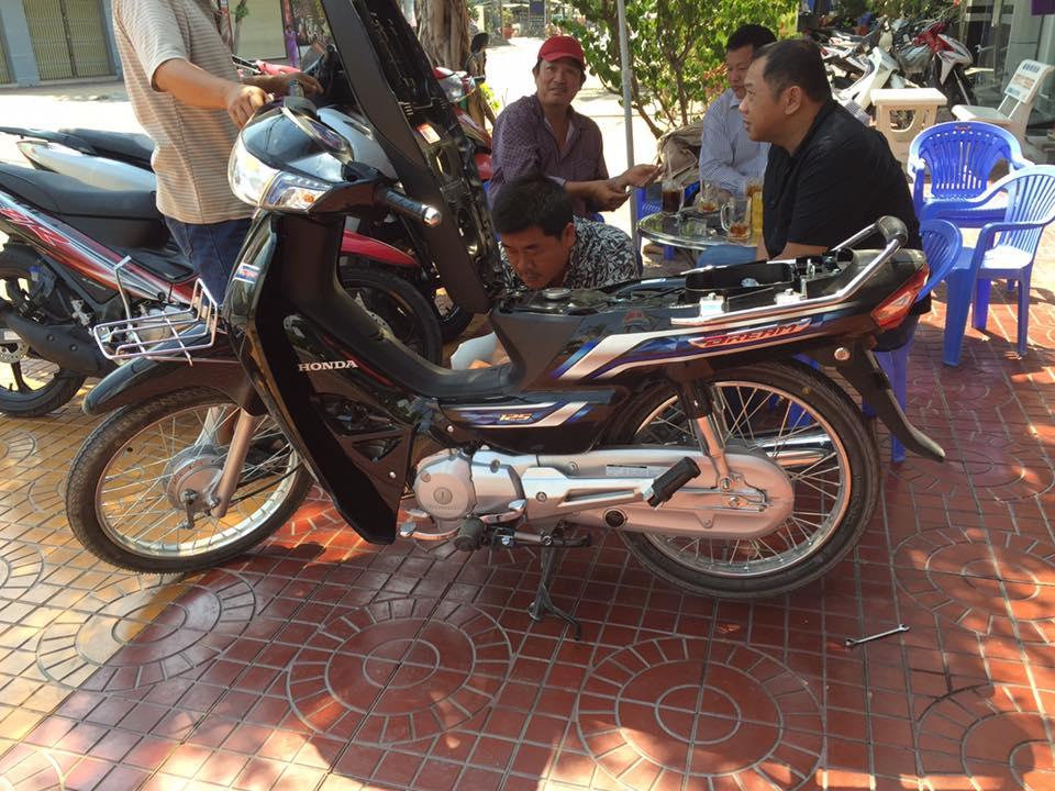 Phien ban Dream lun 125 dap thung dep leng keng - 4