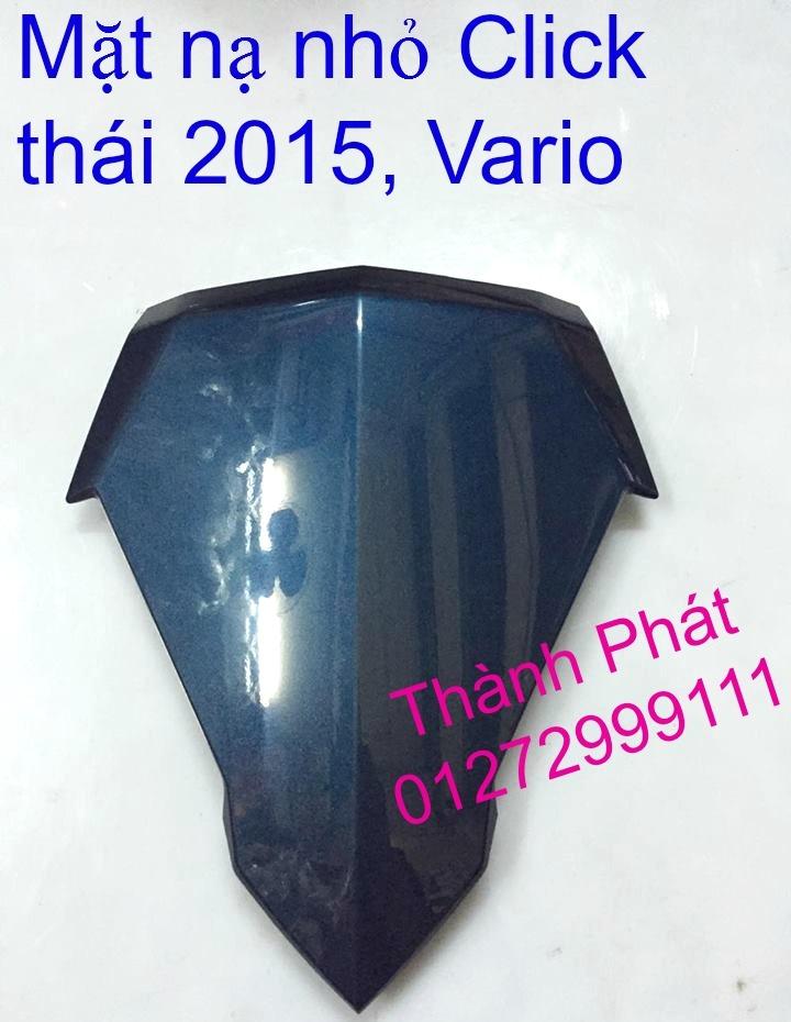 Phu tung Honda Click i 125 doi 2015 thailan Va Vario150 Gia tot - 31