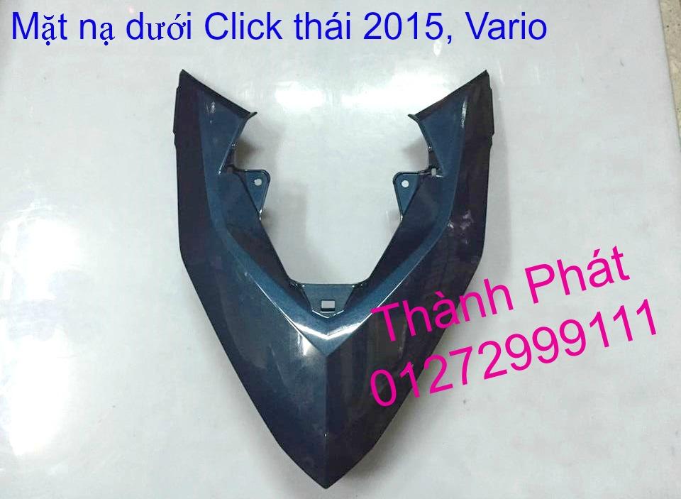 Phu tung Honda Click i 125 doi 2015 thailan Va Vario150 Gia tot - 36