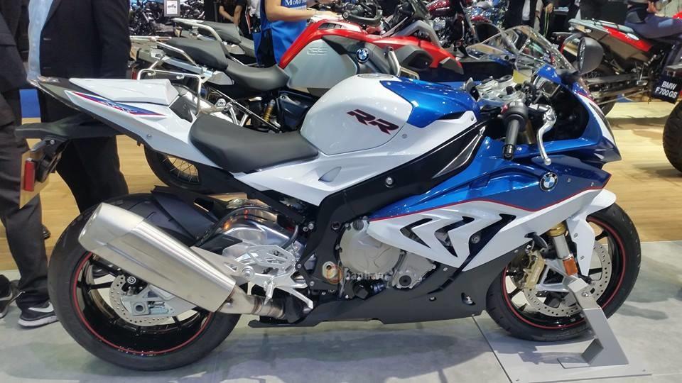 R Nine T Scrambler con at chu bai cua BMW tai trien lam Bangkok Motor Show 2016 - 9