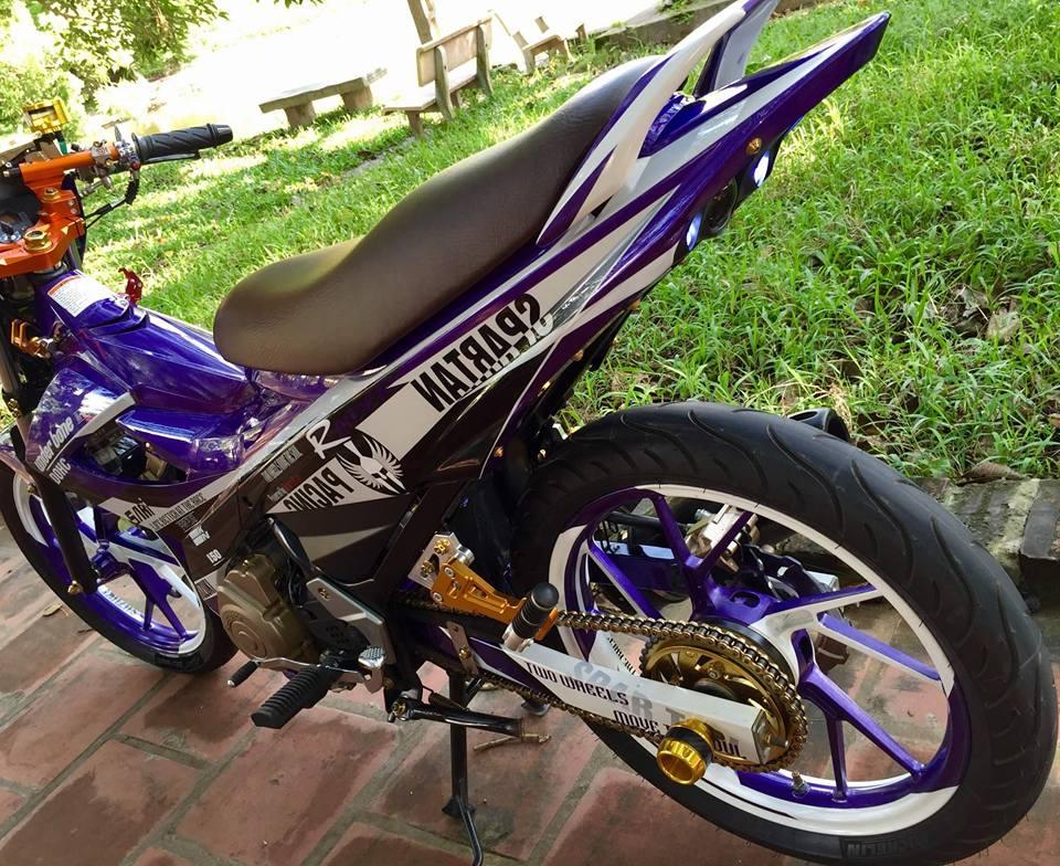 Raider do kieng phien ban tim thuy chung cua biker ha thanh - 5