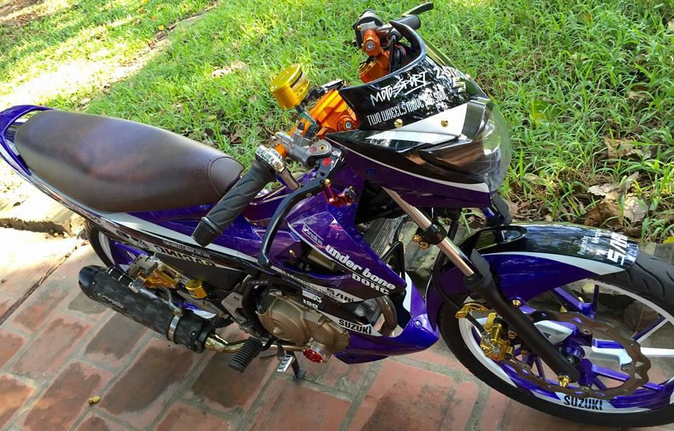 Raider do kieng phien ban tim thuy chung cua biker ha thanh - 7