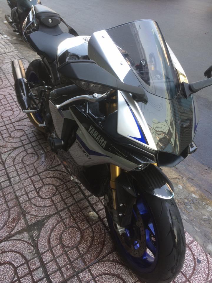 Showroom Motor Ken Can ban R1M xe san xuat 500 chiec tren toan the gioi - 3